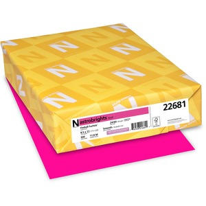 Wausau Paper Astrobrights Colored Paper WAU22681