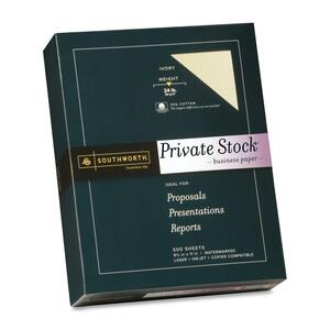 Southworth 25% Cotton Private Stock Paper SOU3132410