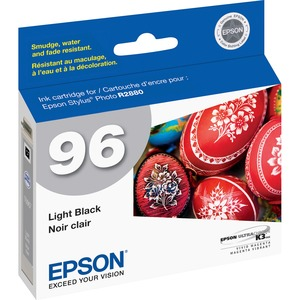 Epson Ink Cartridge - White, Blue EPST096720