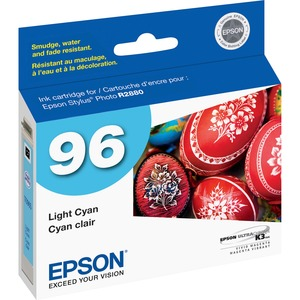 Epson Ink Cartridge - White, Blue EPST096520