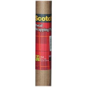 Scotch Postal Wrapping Paper MMM7900