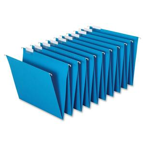 Globe-Weis Accordion Hanging Folder GLWHF20BLU