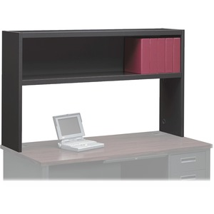 HON 38000 Series Stack-On Open Shelf Storage Hutch HON38243NS