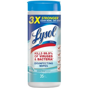Lysol Disinfecting Wipes RAC81146