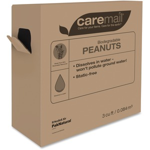 Caremail Biodegradable Peanuts with Dispenser Box CML1118683