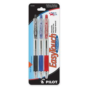 Pilot EasyTouch Retractable Ballpoint Pen PIL32296