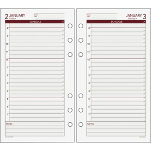 Day Runner Express Planning Page DRN063125Y