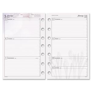 Day Runner Express Nature Planner Refill DRN061385