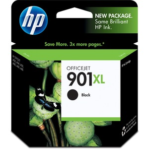 HP 901XL Ink Cartridge - Black HEWCC654AN