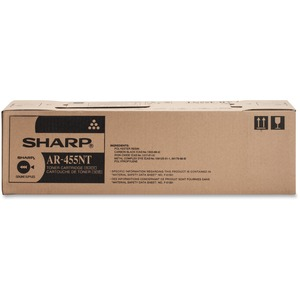 Sharp Black Toner Cartridge SHRAR455NT1