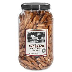 Anderson Wheat Braid Pretzel CNG6270