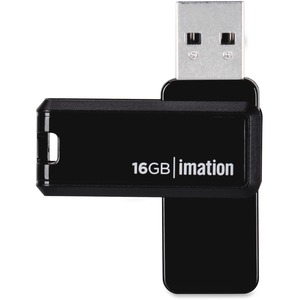 Imation 16GB Swivel USB 2.0 Flash Drive IMN27125