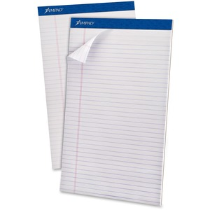Ampad Legal/wide-ruled Writing Pad ESS20330
