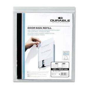 Durable Replacement Paper Insert DBL485102