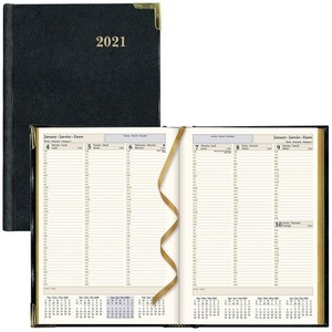 Brownline Brownline Executive Weekly Planner REDCBE512