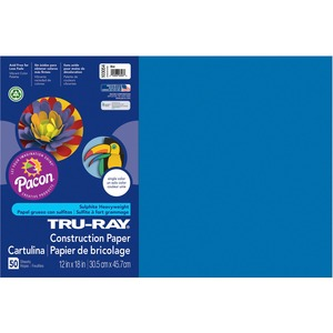 Tru-Ray Construction Paper PAC103054
