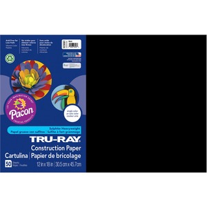 Tru-Ray Construction Paper PAC103061