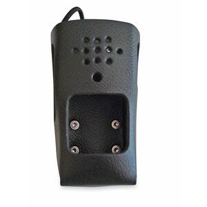 Motorola Carrying Case (Holster) for Walkie-talkie - Black MTRMR84612AP