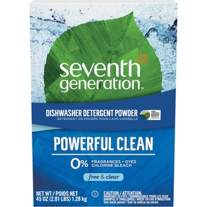 Seventh Generation Natural Dishwasher Powder SEV22150