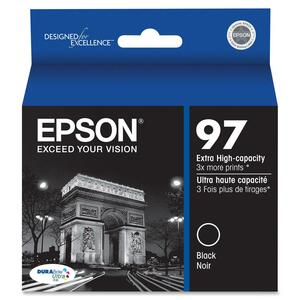 Epson Black Ink Cartridge EPST097120