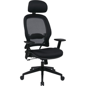Office Star Space High Back Executive Chair OSP55403