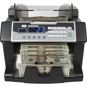 RBC3100 Bill Counter accurate and fast bill counting with counterfeit detection RSIRBC3100
