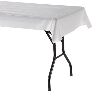 Genuine Joe Banquet Size Table Cover GJO10324