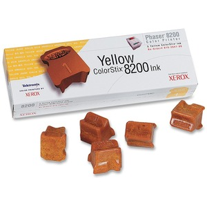 Xerox ColorStix Solid Ink Stick - Yellow XER016204700