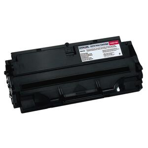 Lexmark Toner Cartridge - Black LEX10S0150