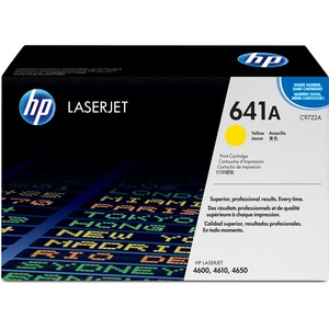 HP 641A Toner Cartridge - Yellow HEWC9722A