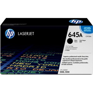 HP 645A Toner Cartridge - Black HEWC9730A