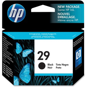 HP 29 Black Original Ink Cartridge HEW51629A