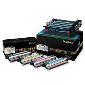 Lexmark Black and Color Imaging Kit LEXC540X74G