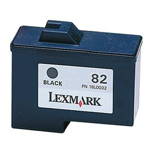 Lexmark Ink Cartridge - Black LEX18L0032
