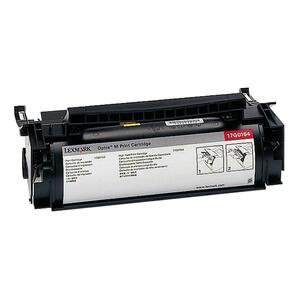Lexmark Toner Cartridge - Black LEX17G0154