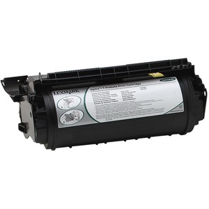 Lexmark Toner Cartridge - Black LEX12A5840
