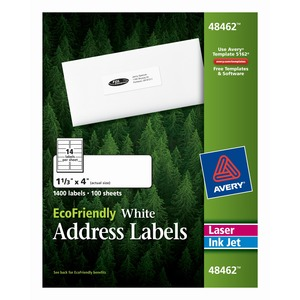 Avery Mailing Label AVE48462