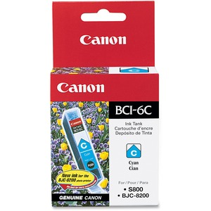 Canon CNMBCI6C Ink Cartridge - Cyan CNMBCI6C