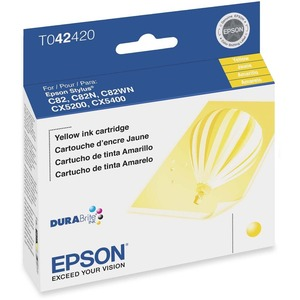 Epson Yellow Ink Cartridge EPST042420
