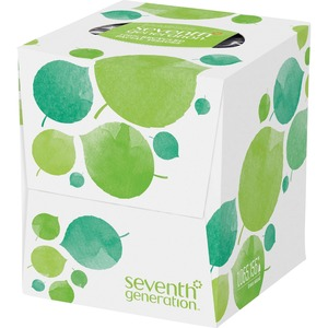 Seventh Generation 100% Recycled Facial Tissues SEV13719