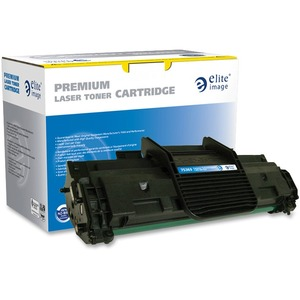 Elite Image Toner Cartridge - Remanufactured - Black ELI75369