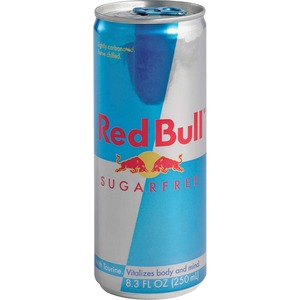 Red Bull Sugar Free Energy Drink RDBRBD122114