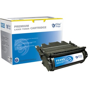 Elite Image Toner Cartridge - Remanufactured - Black ELI75343