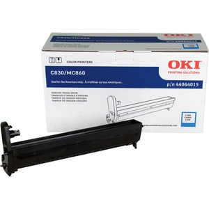 Oki C14 Cyan Imaging Drum Kit For C830 Series Printers OKI44064015
