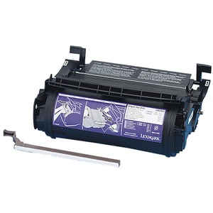 Lexmark Toner Cartridge - Black LEX1382920
