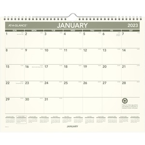 At-A-Glance Monthly Wall Calender AAGPMG7728