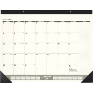At-A-Glance Monthly Planner AAGSK32G00