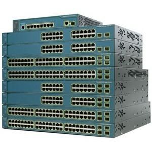 CISCO WS-C3560-12PC-S