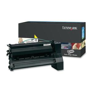 Lexmark Toner Cartridge - Yellow LEXC782U1YG