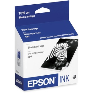 Epson Ink Cartridge - Black EPST019201